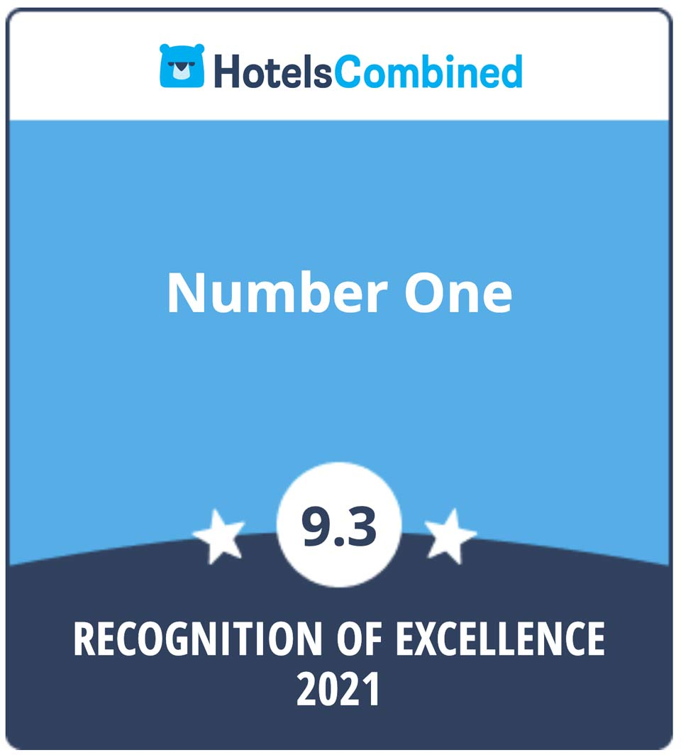 HotelsCombined Bed and breakfast Plymouth rated 9.3
